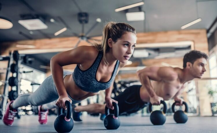 Fitness Facilities in Fitness 19